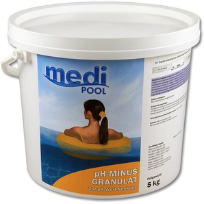 Medi Pool PH-Minus Granulat 5 kg