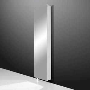 Mehrzweckdrehschrank mit Spiegel praktisch