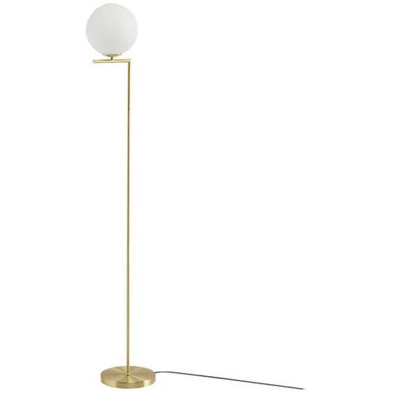 Meisterleuchten LED-Stehleuchte, 1-flammig, messing-matt - gold | Möbel Kraft