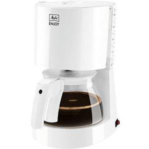 Melitta Enjoy® Basis Kaffeemaschine weiß