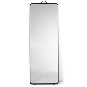 Menu - Norm Standspiegel - schwarz - indoor