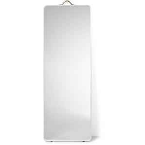 Menu - Norm Standspiegel - weiß - indoor