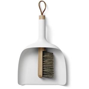 Menu - Sweeper & Funnel Kehrgarnitur - weiß - indoor