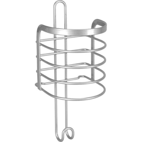Metaltex »Viva« Haartrocknerhalter, (Befestigung mit und ohne bohren möglich)