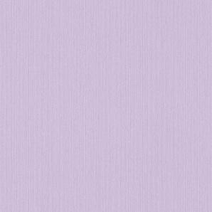 METROPOLIS BY MICHALSKY LIVING Vliestapete Change is good, einfarbig-unifarben B/L: 0,53 m x 10,05 m, Rollen: 1 St. lila Vliestapeten Tapeten Bauen Renovieren