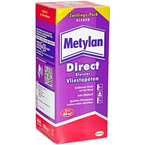 Metylan Vliestapetenkleister Direct Zwillingspack 400 g