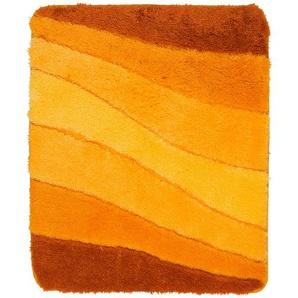 MEUSCH Badteppich  Ocean - orange - 100% Polyacryl - 55 cm   Möbel Kraft