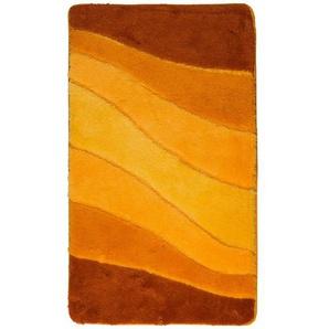 MEUSCH Badteppich  Ocean - orange - 100% Polyacryl - 70 cm   Möbel Kraft