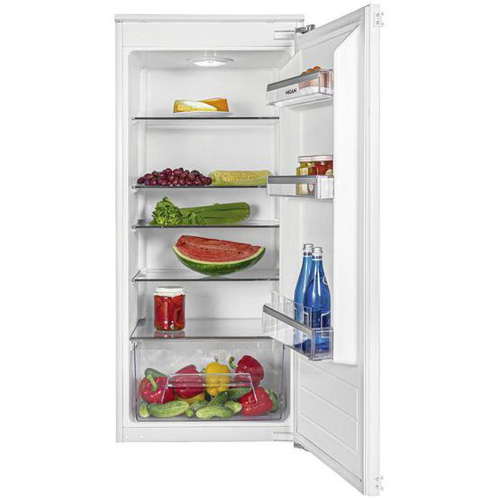Mican Kühlschrank 30680 , Weiß , Metall , 1 Schubladen , 54x122.1x54 cm