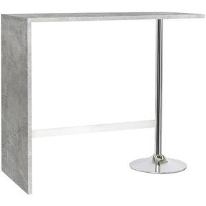 : Tisch, Dunkelgrau, B/H/T 60 105 120