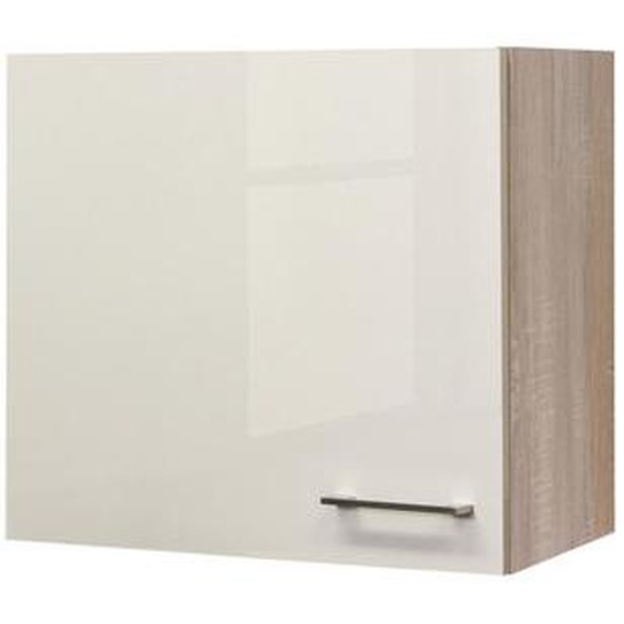 Mid.you Küchenoberschrank , Weiß , Holzwerkstoff , 1 Fächer , 60x54x32 cm