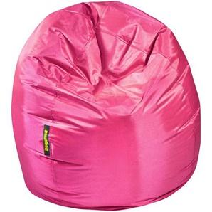 Livetastic: Sitzsack, Pink, B/H/T 70 90 70