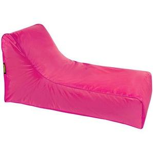 Livetastic: Sitzsack, Pink, B/H/T 70 65 125