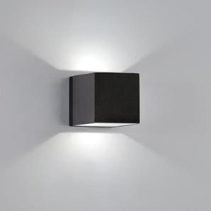 Milan Mini Dau LED Up & Down Wandleuchte
