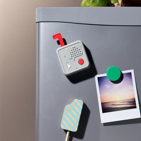 Mini-Aufnahmegerät - weiß -