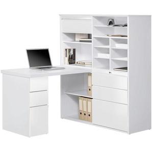 MINI-OFFICE Weiß