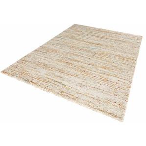 Hochflor-Teppich, Chic, MINT RUGS, rechteckig, Höhe 30 mm, maschinell gewebt