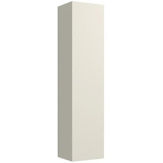 Moderano Garderobenschrank Beige , Holzwerkstoff , 5 Fächer , 40x165x33 cm