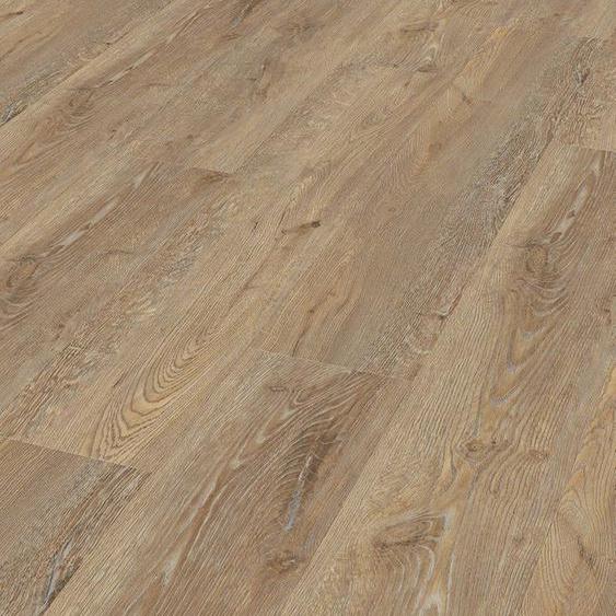 MODERNA Vinylboden »V-Rigid Premium«, Samoa Eiche, 122 x 18,4 cm, Stärke: 4,5 mm