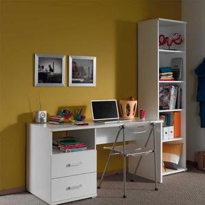 M�belset f�r Jugendzimmer mit Schreibtisch (2-teilig)