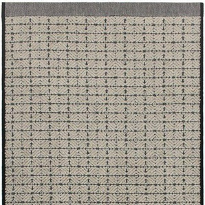 Handtuch »Eden 3«, Möve, mit Quadratstruktur