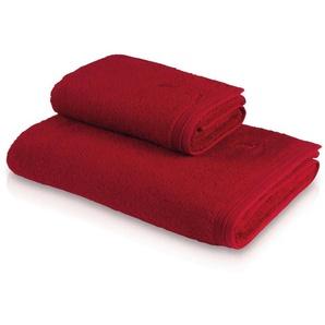 Handtuch »Superwuschel«, Möve, in kräftigen Farben