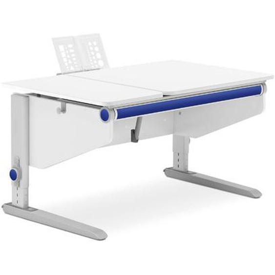 Moll Schreibtisch, Weiß, Holz