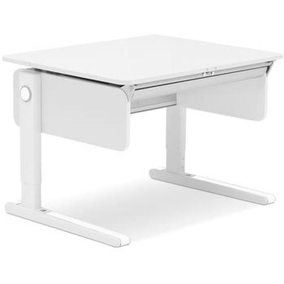 Moll Schreibtisch, Weiß, Kunststoff 90 cm
