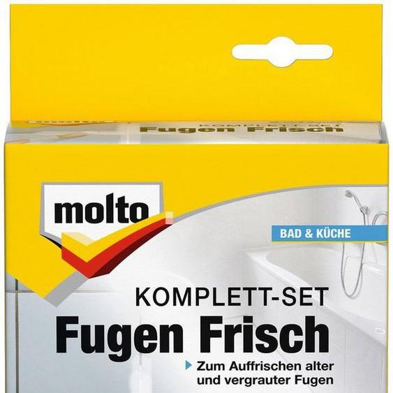 Molto Fugenfarbe »Fugen-Frisch«, kunstharzgebunden, (Komplett-Set, 3-tlg)