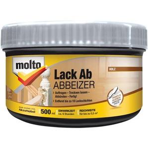 Molto Lack Ab Abbeizer-Paste 500 ml