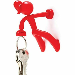 Monkey Business Schlüsselhalter Key Petite Rot