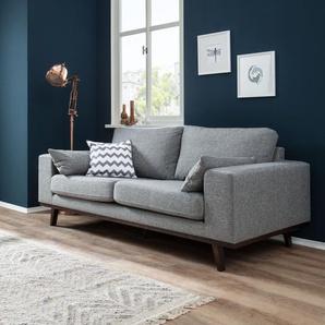 Sofa Billund I (2-Sitzer) Strukturstoff