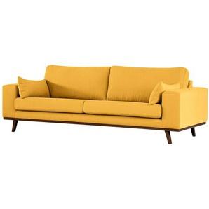 Sofa Billund II (3-Sitzer) Webstoff