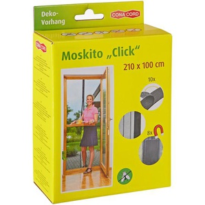 Moskitonetz Click 100 x 210 cm