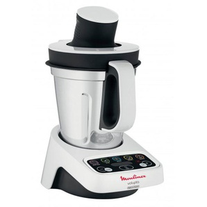 Moulinex Multifunktions-Küchenmaschine Volupta HF404117