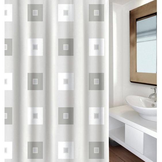 MSV Duschvorhang »Premium Narok« Breite 180 cm, Höhe 200 cm