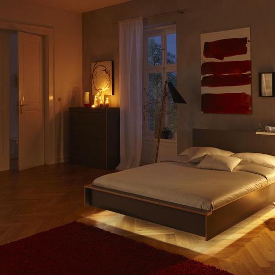 Müller SMALL LIVING LED Einbauleuchte FLA 40 Einheitsgröße weiß Zubehör für Kleiderschränke Möbel Lampen