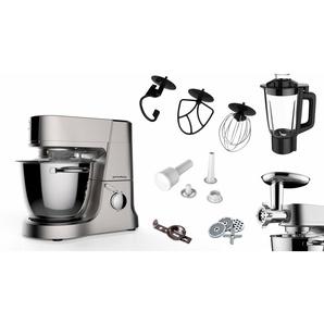 Multifunktions-Küchenmaschine, silber, Privileg