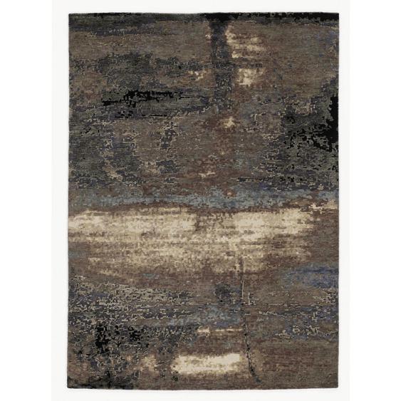 Musterring Orientteppich 140 /200 cm Braun , Textil , 140 cm