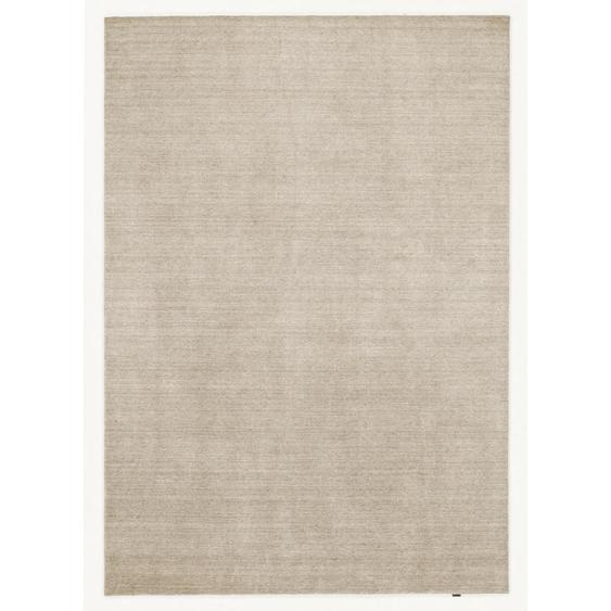 Musterring Orientteppich 250/350 cm Beige , Textil , Uni , 250 cm