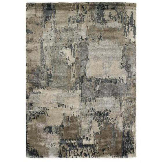 Musterring Orientteppich 250/350 cm Blau , Textil , 250 cm