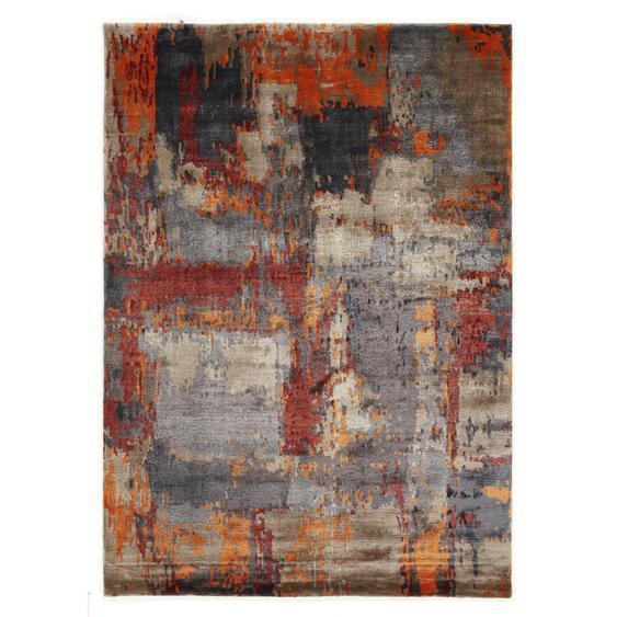 Musterring Orientteppich 250/350 cm Grau, Beige , Textil , 250 cm