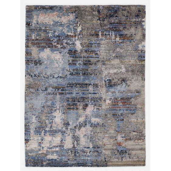 Musterring Orientteppich 250/350 cm Mehrfarbig , Mehrfarbig , Textil , 250 cm