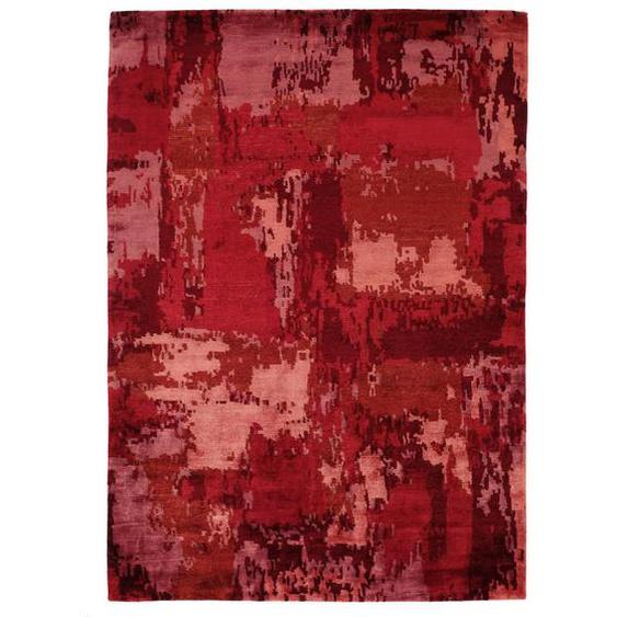 Musterring Orientteppich 250/350 cm Rot , Textil , 250 cm