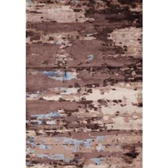Musterring Orientteppich 70/140 cm Mehrfarbig, Beige , Textil , 70 cm