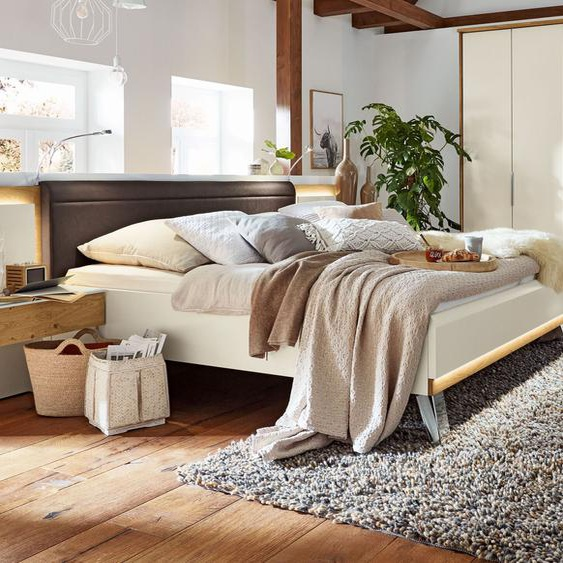 MUSTERRING Schlafzimmer Saphira 4-tlg. in Weiß, weiß