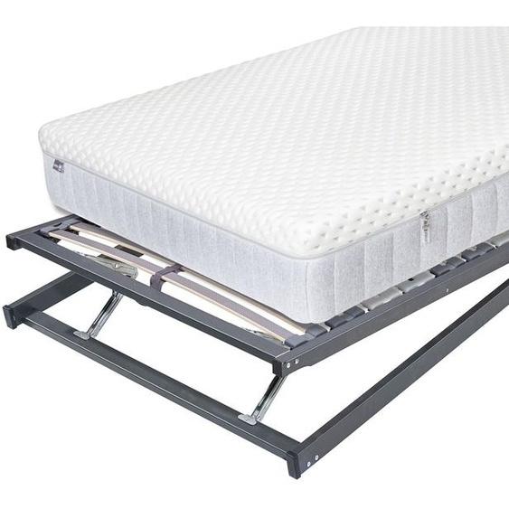 MUSTERRING Sparset Nightwatch TT, verstellbar, 80x200 cm, verstellbar