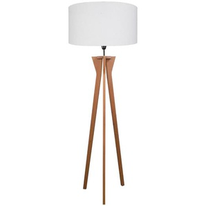 Musterring Stehlampe ,Buche ,Holz