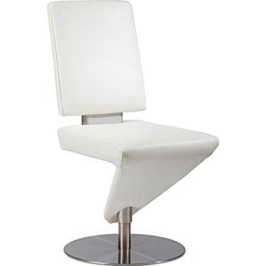 Musterring: Stuhl, Weiß, B/H/T 47 99 61