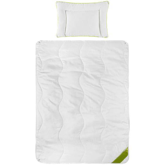 My Baby Lou Kinderbettset , Weiß , Textil , 100x135 cm